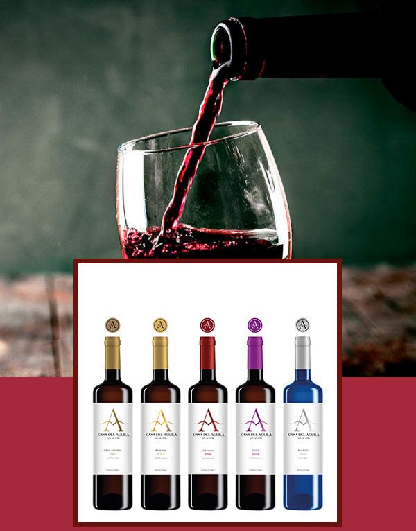 Bodega del Águila - Compra On-line de Vinos Tinto y Crianza