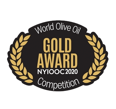 world olive oil gold award NYIOOC 2020