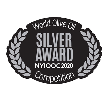 world olive oil silver award NYIOOC 2020