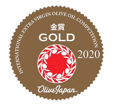 international extra virgin olive oil competition Gold Olive Japan 2020
