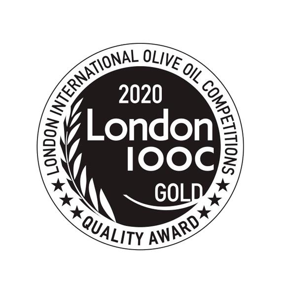 premio london IOOC Gold 2020