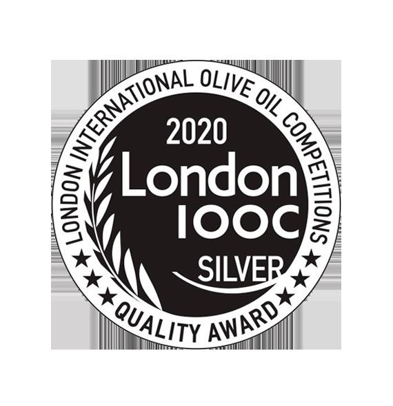 premio london IOOC Silver 2020