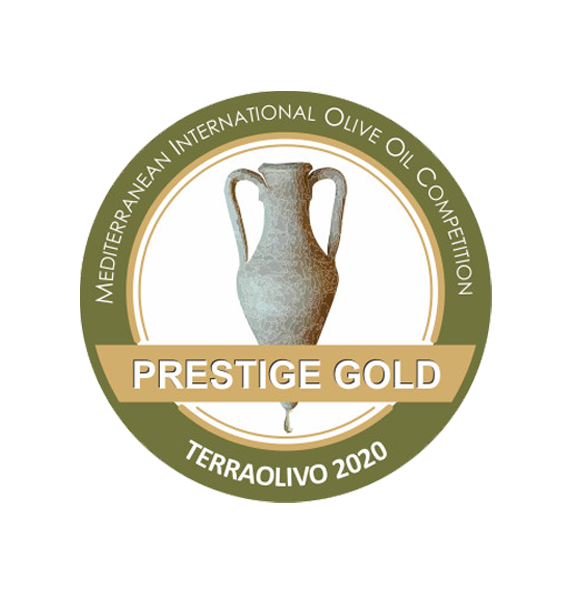Mediterranean international olive oil competition Prestige Gold