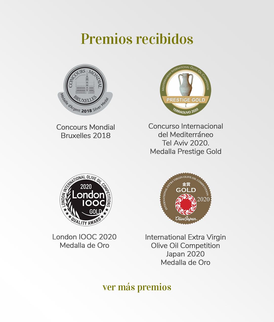 premios pack Elegance AOVE