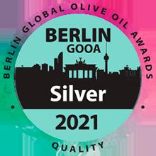 Berlin Award Silver Quality